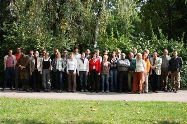 Wildcat experts from Austria and abroad met for the first time on 30/9/2008 to consult about the situation of wildcats in Austria.